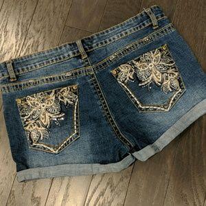 Rue21 jean shorts